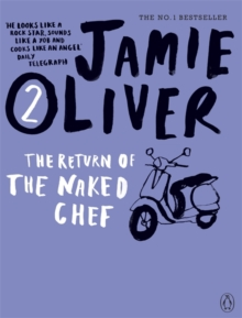 The Return of the Naked Chef, Paperback Book