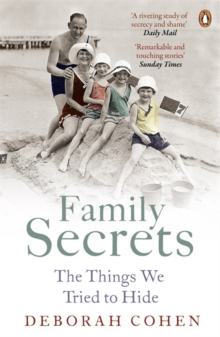 Family Secrets : The Things We Tried to Hide, Paperback Book