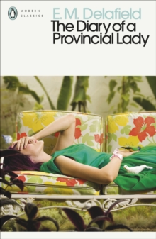 The Diary of a Provincial Lady, Paperback Book