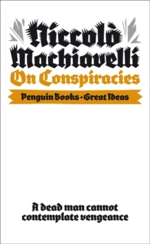 On Conspiracies, Paperback / softback Book