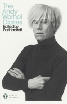 The Andy Warhol Diaries Edited by Pat Hackett, Paperback Book
