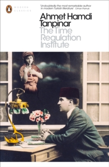 The Time Regulation Institute, Paperback Book