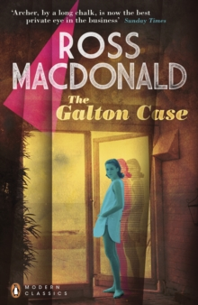 The Galton Case, Paperback / softback Book