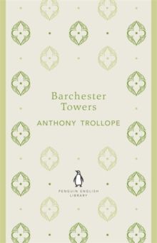 Barchester Towers, Paperback / softback Book