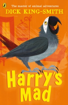 Harry's Mad, Paperback Book