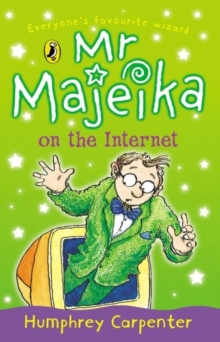 Mr Majeika on the Internet, Paperback Book