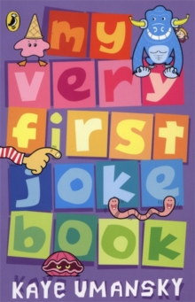 My Very First Joke Book, Paperback Book