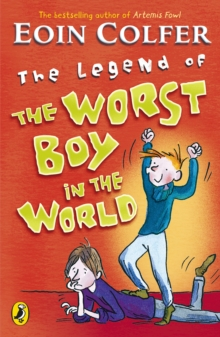 The Legend of the Worst Boy in the World, Paperback Book