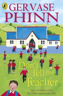 Don't Tell the Teacher, Paperback Book