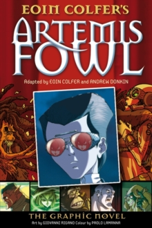 Artemis Fowl : The Graphic Novel, Paperback Book