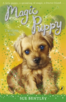 Magic Puppy: Twirling Tails, Paperback Book