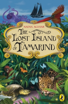 The Lost Island of Tamarind, Paperback Book