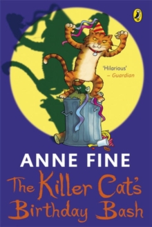 The Killer Cat's Birthday Bash, Paperback / softback Book