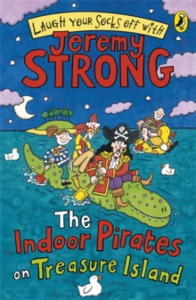 The Indoor Pirates On Treasure Island, Paperback / softback Book