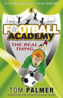 Football Academy: The Real Thing, Paperback Book