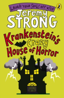 Krankenstein's Crazy House of Horror, Paperback / softback Book