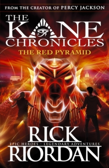 The Red Pyramid (The Kane Chronicles Book 1), Paperback Book