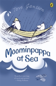 Moominpappa at Sea, Paperback Book