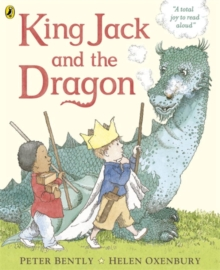 King Jack and the Dragon, Paperback Book