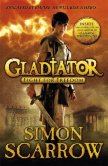 Gladiator: Fight for Freedom, Paperback Book