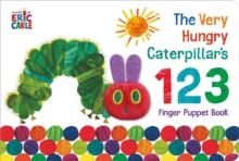 The Very Hungry Caterpillar Finger Puppet Book, Board book Book