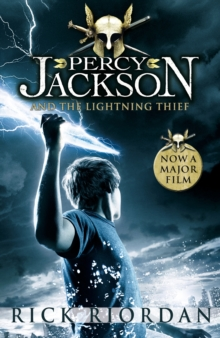 Percy Jackson and the Lightning Thief (Film Tie-in), Paperback Book