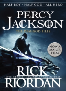 Percy Jackson: The Demigod Files (Film Tie-in), Paperback / softback Book