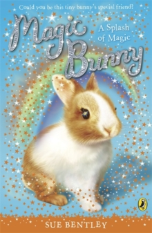 Magic Bunny: A Splash of Magic, Paperback Book