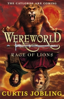 Wereworld: Rage of Lions (Book 2), Paperback Book