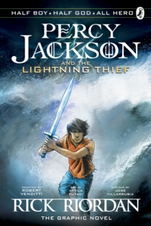 Percy Jackson and the Lightning Thief: The Graphic Novel (Book 1), Paperback Book