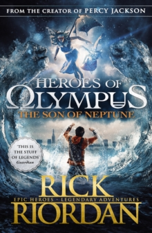 The Son of Neptune (Heroes of Olympus Book 2), Paperback Book