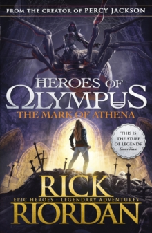 The Mark of Athena (Heroes of Olympus Book 3), Paperback Book
