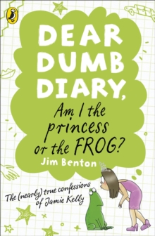 Dear Dumb Diary: Am I the Princess or the Frog?, Paperback Book