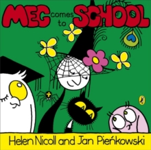 Meg Comes To School, Paperback Book