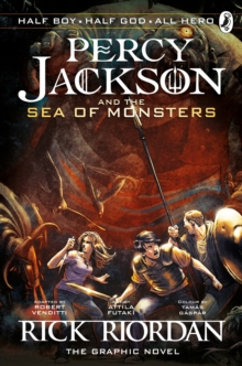 Percy Jackson and the Sea of Monsters: The Graphic Novel (Book 2), Paperback / softback Book