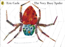 The Very Busy Spider, Paperback Book