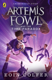 Artemis Fowl And The Time Paradox, Paperback Book