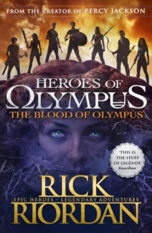 The Blood of Olympus (Heroes of Olympus Book 5), Paperback / softback Book