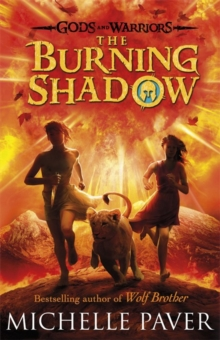 The Burning Shadow (Gods and Warriors Book 2), Paperback Book
