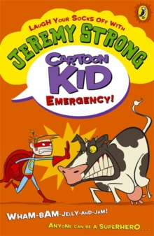 Cartoon Kid - Emergency!, Paperback Book