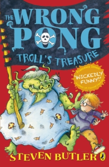 Wrong Pong: Troll's Treasure, Paperback Book