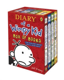 Diary of a Wimpy Kid Box of Books, Mixed media product Book