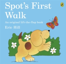 Spot's First Walk, Paperback / softback Book