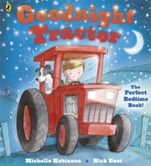 Goodnight Tractor, Paperback Book