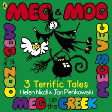 Meg & Mog: Three Terrific Tales, Paperback / softback Book