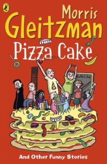 Pizza Cake, Paperback Book