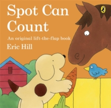 Spot Can Count, Paperback Book