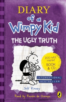 Diary of a Wimpy Kid: The Ugly Truth book & CD, Mixed media product Book