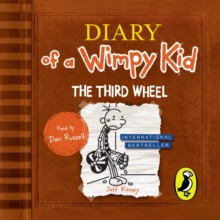 The Third Wheel (Diary of a Wimpy Kid book 7), eAudiobook MP3 eaudioBook