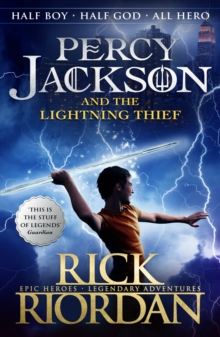 Percy Jackson and the Lightning Thief (Book 1), Paperback / softback Book